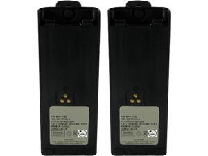 Battery for Motorola NTN7143 (2-Pack) Rechargeable Battery