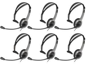 Panasonic KX-TCA430 Noise-Canceling Over The Head Headset