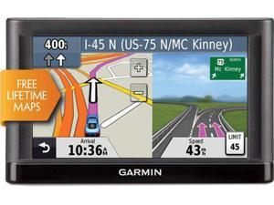 "Garmin Nuvi54LM 5"" GPS with Lifetime Map Updates"