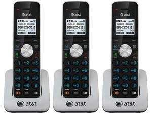AT&T TL90071 Up To 4-Way Conferencing Missed Call Indicator 3 Pack