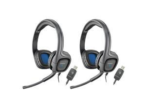 Plantronics AUDIO655DSP ( 2 Pack ) Audio 655 DSP Stereo Headset