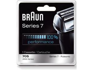 Braun Men's Shaver 9000CP/70s Replacement Foil and Cutter Pack