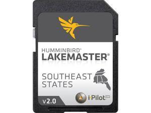 Humminbird LakeMaster Chart SouthEast States 2014 Version LakeMaster Chart SouthEast States 2014 Version