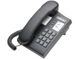 Aastra Meridian 8004 Charcoal 1 Line Phone