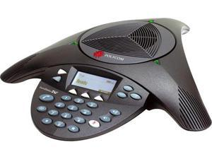 Polycom 2200-07800-160 Wireless Conference Phone SoundStation2W DECT 6.0
