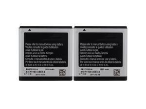 Replacement Battery For Samsung EB575152LA / EB575152VA (2-Pack)