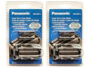 Panasonic WES9025PC Replacement Foil and Blade For ESLF51A / ESLA92 / ESLA83 / ESLA93K (2 Pack)