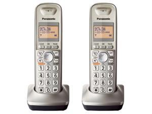 Panasonic KX-TGA421N New DECT 6.0 Plus 1.9GHz Extra Handset And Charger With Handset Volume Control (2 Pack)