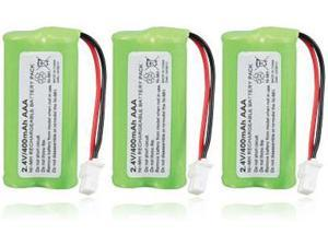 New Replacement Battery For VTech LS6425-3  Cordless Phone-3pack