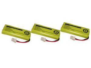 Replacement Battery For VTech BATT-5872 (3 Pack)