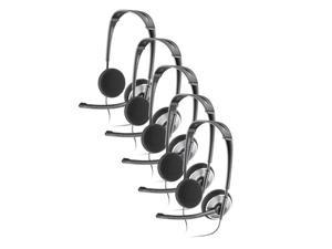 Plantronics .Audio 478 (5-Pack) Corded Headset
