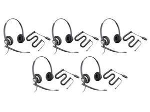 Plantronics EncorePro HW301N with M22 EncorePro Corded Headset