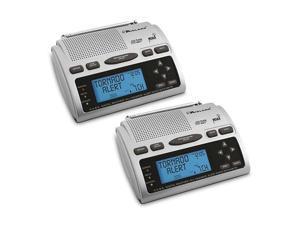Midland WR300 (2 Pack) Weather Radio