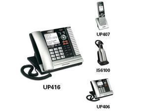 VTech UP416 + (1) UP406 + (1) UP407 UP416 + UP406 + UP407