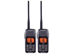 Standard Horizon HX300 (2 Pack) Floating Handheld VHF