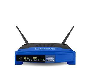 Linksys H54784M WRT54GL 4 port IEEE 802.11b/g 2.40 GHz Wireless Router