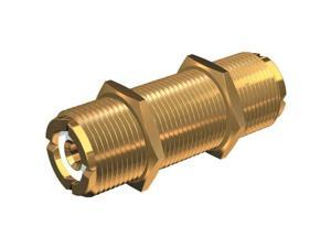 Shakespeare PL-258-L-GG Gold Plated Connector Long Shaft