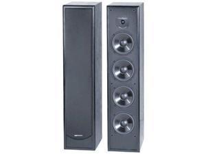 BIC America DV64 Venturi Dv64 6.5 Tower Speaker - Black