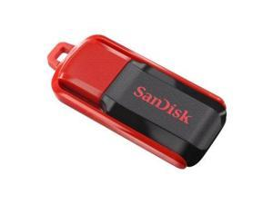 sandisk QC5312M SanDisk Cruzer Switch 32GB USB 2.0 Flash Drive With SecureAceess Software- SDCZ52-032G-B35