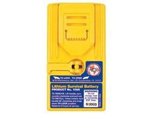 ACR Electronics ACR1066Y ACR Lithium Survival Battery for 2727 Radio