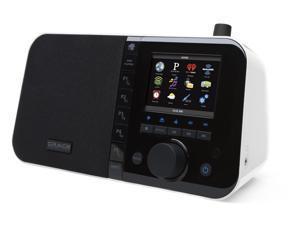 Grace Digital Audio GDI-IRC6000WM Mondo White Internet Radio