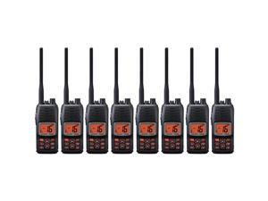 Standard Horizon HX290 (8 Pack) Floating Handheld VHF Radio