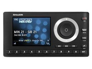 SiriusXM AVXXPL1V1B SiriusXM Satellite Radio SXPL1V1 Onyx Plus with Vehicle Kit