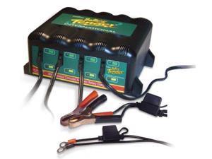 BATTERY TENDER BAT0220148M Battery Tender 12-Volt 4-Bank Battery Management System