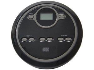 sylvania CURSCD300B Sylvania Personal Compact CD Player