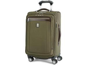 Platinum Magna 2 - 21 Inches - Olive 21inch Expandable Spinner Suiter - Black