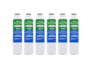 Aqua Fresh Replacement Water Filter cartridge for Samsung Models DA-97-08006B / HAF-CINEXP / RWF1011 / WF294 / WSS-1 ( 6 Pack ) Aquafresh