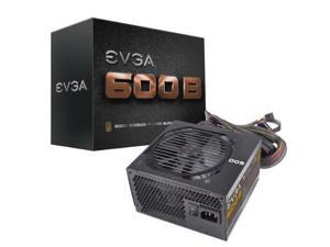 EVGA Corporation 100B10600KRB 600B Bronze  Power Supply