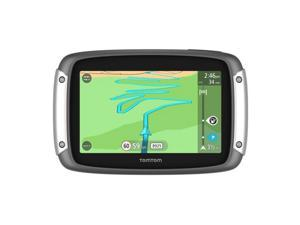 "TomTom Rider 400 4.3"" GPS Vehicle Navigation System w/ Map Share Technology"