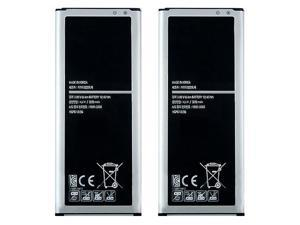 New Replacment Battery for Samsung Galaxy Note 4 AT&T ( 2 Pack )