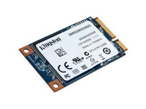 Kingston SMS200S3/30G Kingston SSDNow mS200 30 GB Internal Solid State Drive - mini-SATA - 550 MB/s Maximum Read Transfer Rate - 510 MB/s Maximum Write Transfer Rate - Plug-in Module - Black, Blue - 1