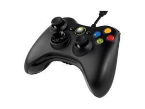 Microsoft 52A-00004 Microsoft Xbox 360 Controller for Windows - Cable - USBXbox 360, PC - Force Feedback