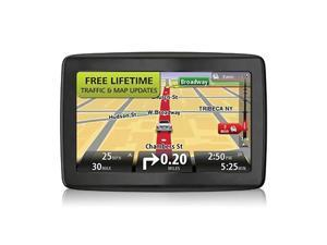 GO 600 TomTom Via 1605TM with Lifetime Maps and Traffic
