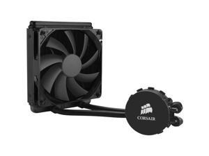 Corsair CW-9060013-WW Corsair Hydro Series H90 140mm High Performance Liquid CPU Cooler - 1 x 140 mm - 1500 rpm - Socket H2 LGA-1155, Socket H LGA-1156, Socket B LGA-1366, Socket R LGA-2011, Socket