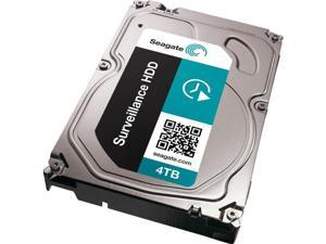 "Seagate Technology ST4000VX002 Seagate Surveillance ST4000VX002 4 TB 3.5"" Internal Hard Drive - SATA - 5900 - 64 MB Buffer"
