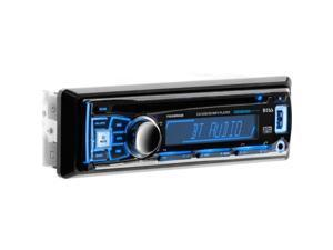 Boss 762BRGB Boss Audio 762BRGB Single-DIN CD/MP3 Player Receiver, Bluetooth, Detachable Front Panel, Wireless Remote - Detachable Faceplate In-dash - CD±R/RW - CD-DA, MP3 - AM, FM - 12, 18 x AM,