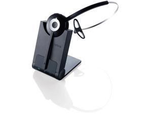 Jabra PRO 920 Mono Wireless Headset & 14201-16 HHC Adapter w/ Noise-Canceling Microphone