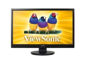 """Viewsonic VA2246M-LED Viewsonic VA2246m-LED 22"""" LED LCD Monitor - 16:9 - 5 ms - Adjustable Display Angle - 1920 x 1080 - 250 Nit - 1,000:1 - Full HD - Speakers - DVI - VGA - 34 W - ENERGY STAR"""