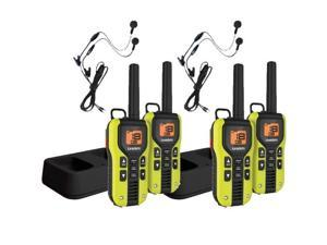 Uniden GMR4060-2CKHS 40-Mile 2-Way FRS/GMRS Radios w/ Headset