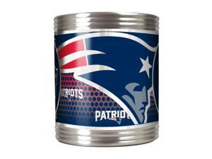 Great American Products New England Patriots Can Holder Stainless Steel Can Holder