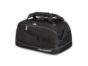High Sierra 24 In Pack-N-Go Duffel - Black Duffel Bags