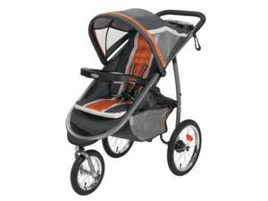 Graco Fast Action Click Connect Jogger - Tangerine Stroller