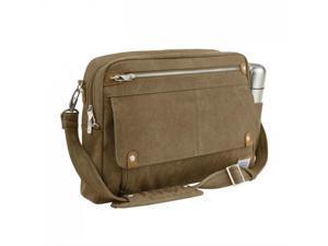 Travelon Anti-Theft Heritage Messenger Briefcase Anti-Theft Heritage Messenger Briefcase
