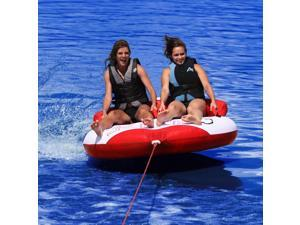 Airhead Riptide Inflatable Towable - 2 Rider Riptide Inflatable Towable