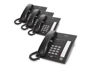 Panasonic-KX-T7720-Black (4 Pack) Speakerphone Telephone