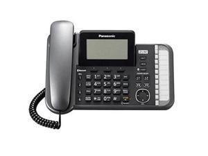 Panasonic KX-TG9582B-Base Only Corded Base Phone  (2 Line)